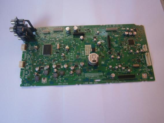Placa Principal Do Som Sony Hcd-gpx7g/gpx8g/gpx5g Usado Atestado