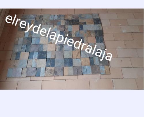 Cerámica Economíca Piedra Laja Oferta 2dls + Envío