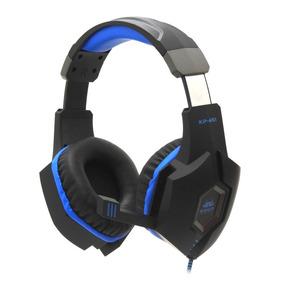 Headset Gamer Knup Kp-451 Ps3/ps4/pc/celular Ajustável P2