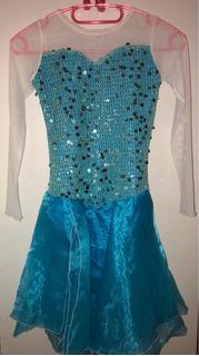 Fantasia Exclusiva Elsa (filme Frozen)