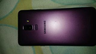 Samsung J8, 64 Gb, Violeta, Dual Sim