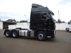 Volvo Fh 540 6x4 Bug Leve Ano 2014/14