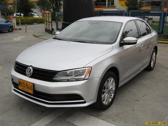 Volkswagen Nuevo Jetta Confortline At 2.0