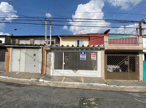 Imagem 1 de 14 de Vende Casa No Bairro Tremembé Em Sp