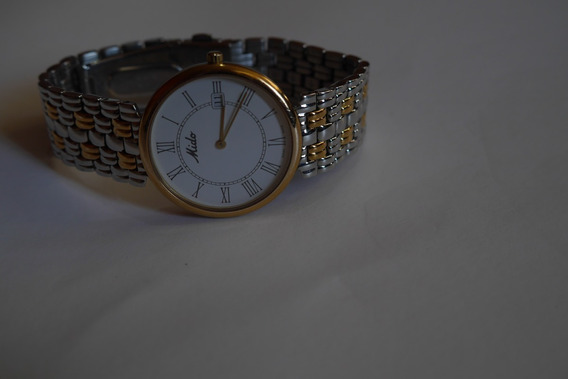 Reloj Mido 1120 Caballero Extraplano