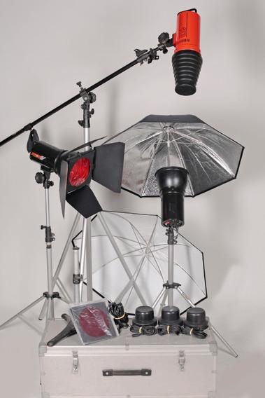 Kit Mako Para Fotografia E Estudio