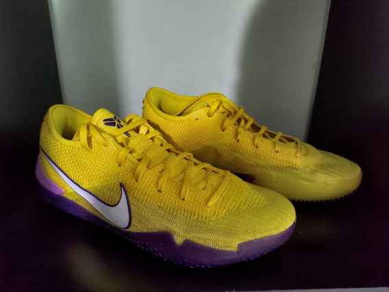 Tênis Nike Kobe Yellow Strike