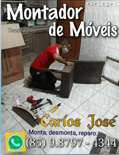 Imagem 1 de 1 de Montador De Moveis