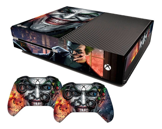 Skin Xbox One Fat Coringa