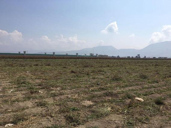 Terreno En Venta En Tenango Del Valle.