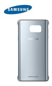 Protector De Celular Samsung Cover Clear Para Galaxy Note 5