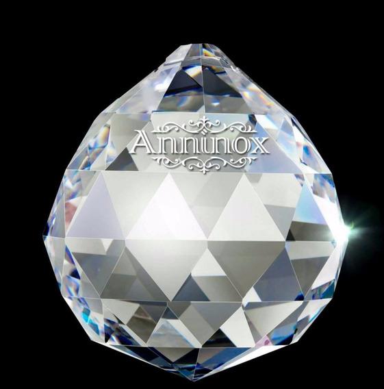 65 Esferas 20mm Cristal Asfour Legítimo