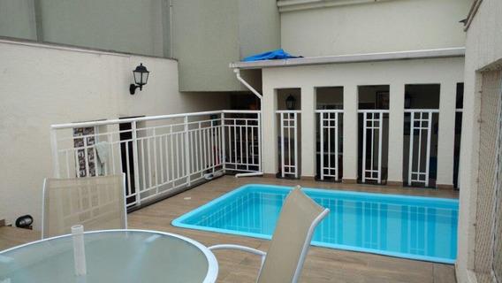 Cobertura Com 3 Dormitórios À Venda, 145 M² Por R$ 850.000,00 - Mooca - São Paulo/sp - Co0036