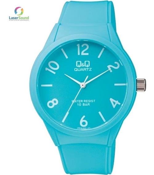 Relógio Q&q By Japan Feminino Vr28j020y Com Garantia E Nf