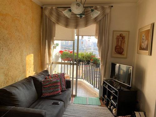 Apartamento Com 2 Dormitórios À Venda, 50 M² Por R$ 350.000,00 - Parque Da Mooca - São Paulo/sp - Ap0496