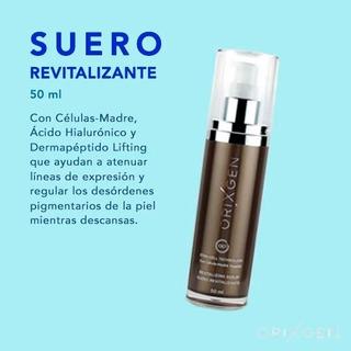 Suero Revitalizante - Células Madre Orixgen