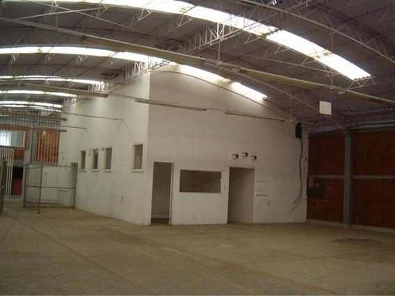 Nave Industrial En Renta- Bellavista Álvaro Obregón