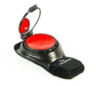 Rearviz Espejo Retrovisor Para Antebrazo Color Rojo
