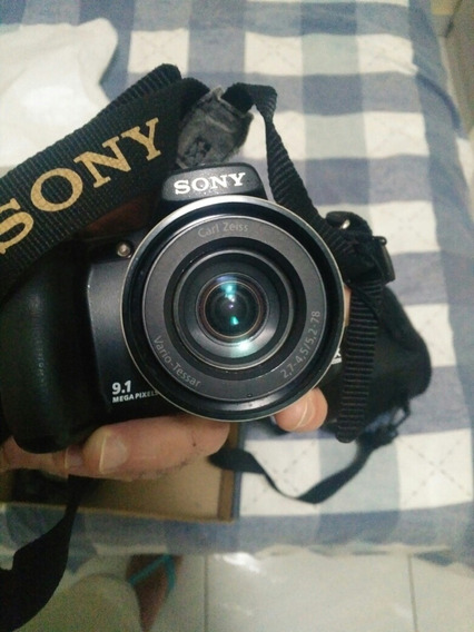Sony Dsc-h50 + 2 Cameras De Brinde Canon A-420 Sony Dsc-s30