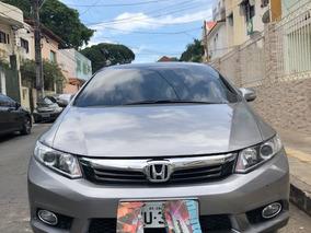 Honda Civic 1.8 Lxl Flex Aut. 4p Pneus Novos 63.000km