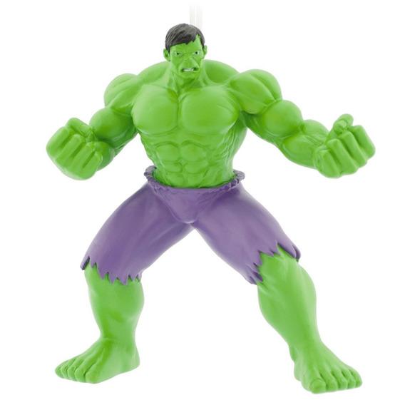 Hulk Marvel Adorno Para Arbolito De Navidad Nuevo