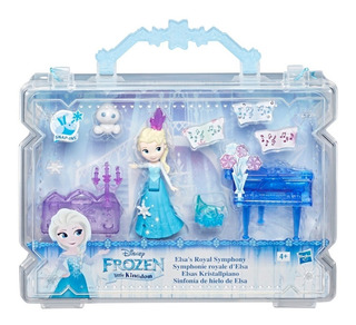 Hasbro Figuras Frozen En Valija Originales B5191