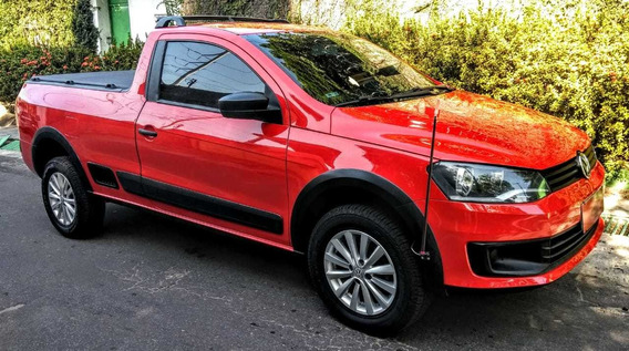 Vw- Volkswagen Saveiro Cs 1.6 8v (flex)