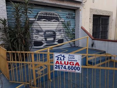 Sobrado Para Alugar, 90 M² Por R$ 2.800/mês - Tatuapé - São Paulo/sp - So6495