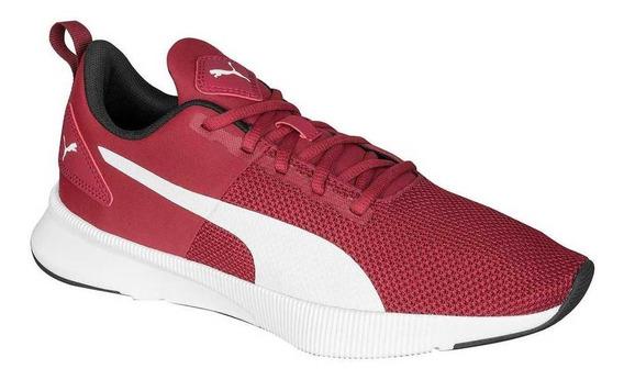 Tenis Puma 19225712 Hombre Talla 25 Al 28 Color Vino Cov19