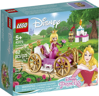 Lego Disney Princess - Carruaje Real De Aurora (43173)