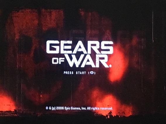 Jogo Xbox 360 Original - Gears Of War