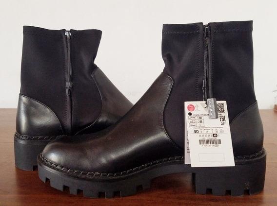 Botas Cortas Zara, Nuevas,importadas