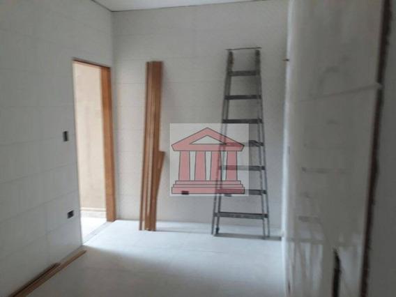 Casa Nova E Vaga Próximo Ao Vale Sul Shopping 03 Dormitórios Sendo 01 Suíte - Ca0360