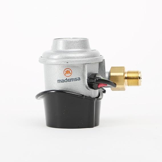 Regulador Certificado Sec Gas Licuado Mademsa Todo Cilindro