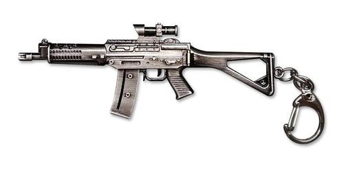 Chaveiro Arma Rifle Sg553 | Free Fire Fortnite Pubg