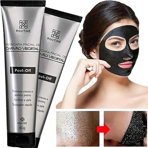 2x Máscara Peel Off Carbón Activado Hi - g a $333