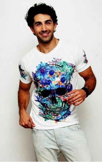 Camiseta T-shirt Raposa