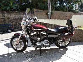 Harley-davidson - Sportster Xl1200c - 2015