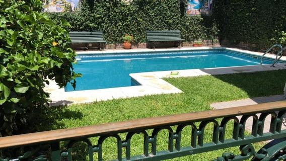 Casa Venta Villa Urquiza Consultorio Piscina Jardin 4 Dorm