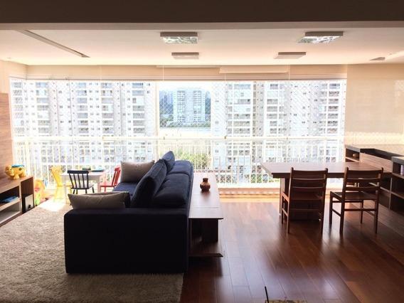 Chacara Santo Antonio , Apartamento Completo -avenida Mario Lopes - Ap00175 - 34971576