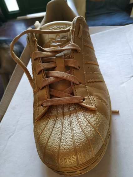 Zapatillas adidas Superstar Gold Importadas
