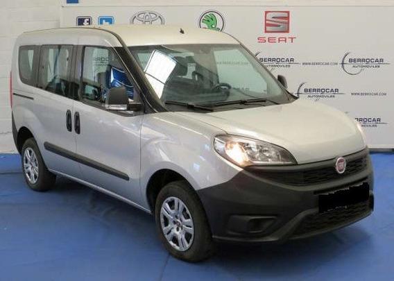 Fiat Doblo 7 Asientos O Cargo 0km 2019 Con$86.000 Y Cuotas L