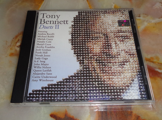 Tony Bennett - Duets 2 - Cd Arg.