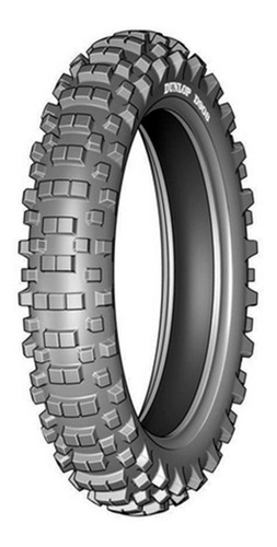 Cubierta De Moto Dunlop 90 90 R21 54r D908