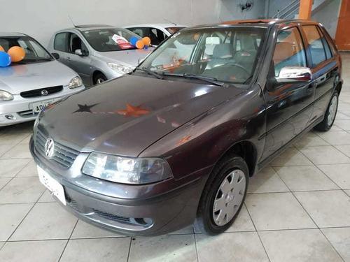 Volkswagen Gol 1.0 Mi 16v Plus  4p   2002