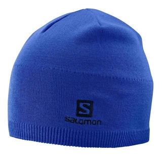 Gorro Beanie Esquí Montaña Invierno Unisex Azul Salomon