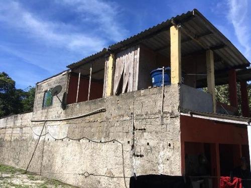 Casa Com Terreno De 400 Metros Em Itanhaém Sp - 4096 Npc