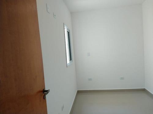 Imagem 1 de 15 de Apartamento Sem Condomínio Para Venda Em Santo André, Vila Valparaiso, 3 Dormitórios, 1 Suíte, 1 Banheiro, 2 Vagas - Sa012_2-1162047