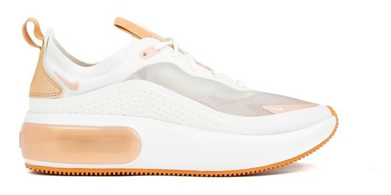 Nike Air Max Dia Lx Summit White Mujer Originales Cod 0107