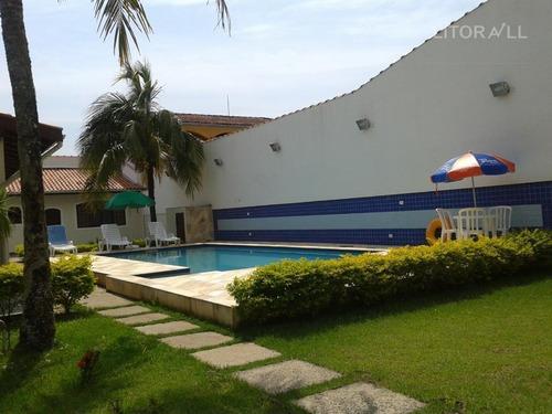Casa Com 5 Dormitórios À Venda, 270 M² - Cibratel I - Itanhaém/sp - Ca0643
